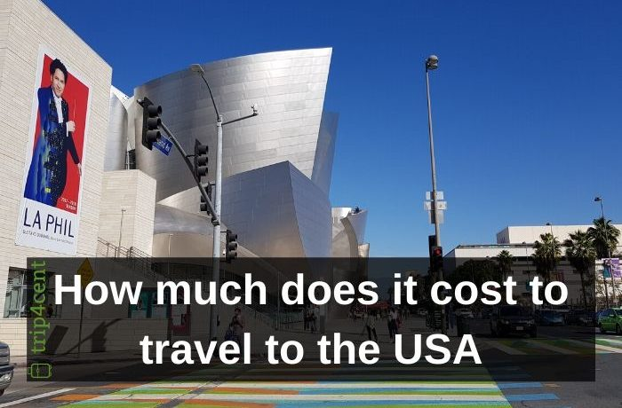 Trip cost to the USA