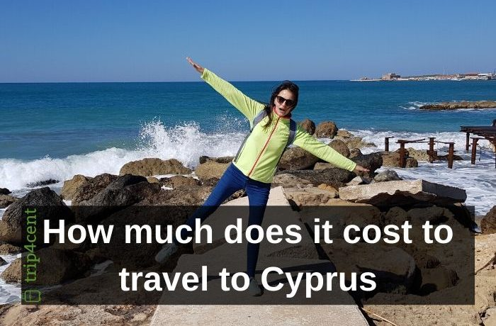 Trip cost to Cyprus