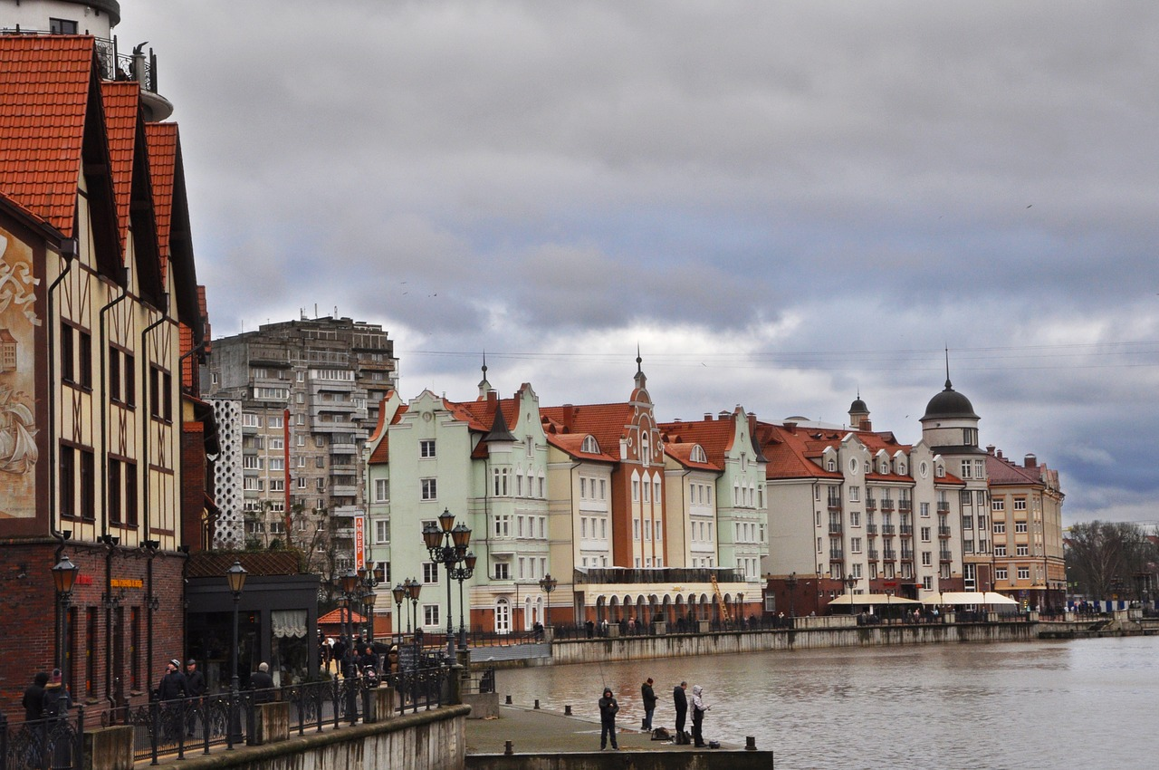 Electronic visa to Kaliningrad