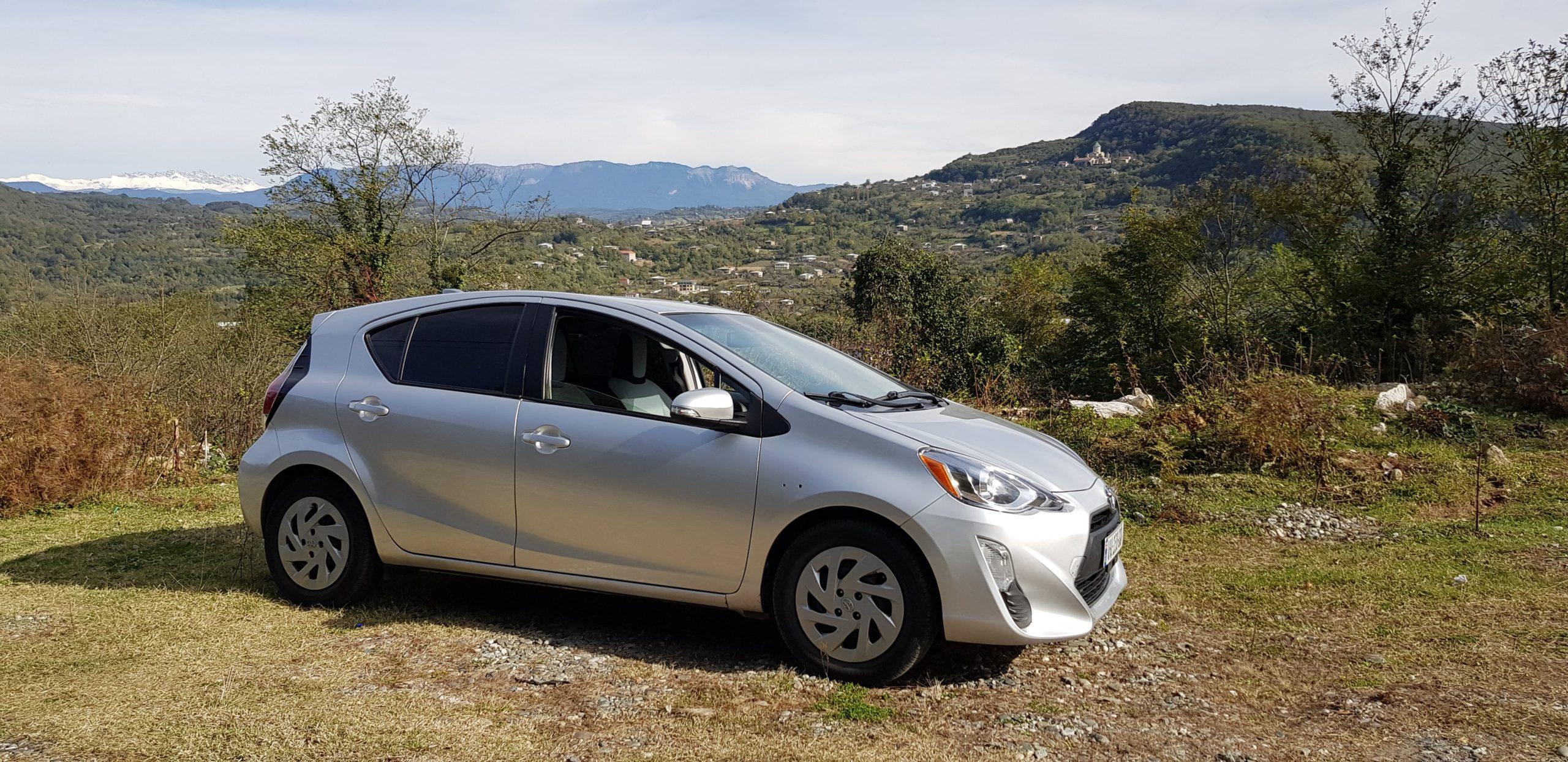 Hire a car in Georgia